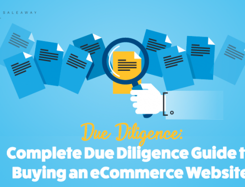Complete Due Diligence Guide to Buying an eCommerce Website