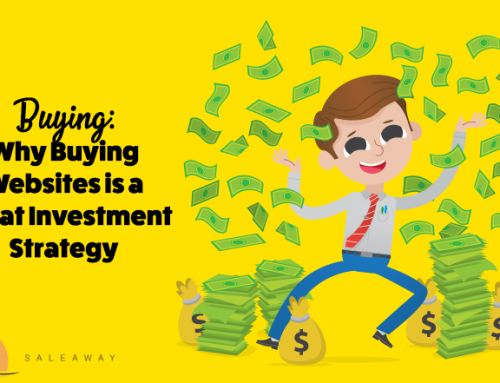 Why Buying Websites is a Great Investment Strategy