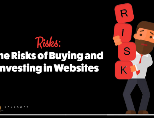 The Risks of Buying and Investing in Websites