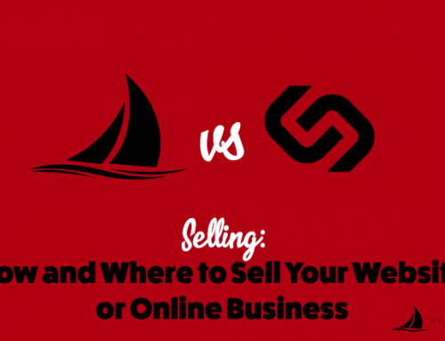 How & Where to Sell Your Website or Online Business