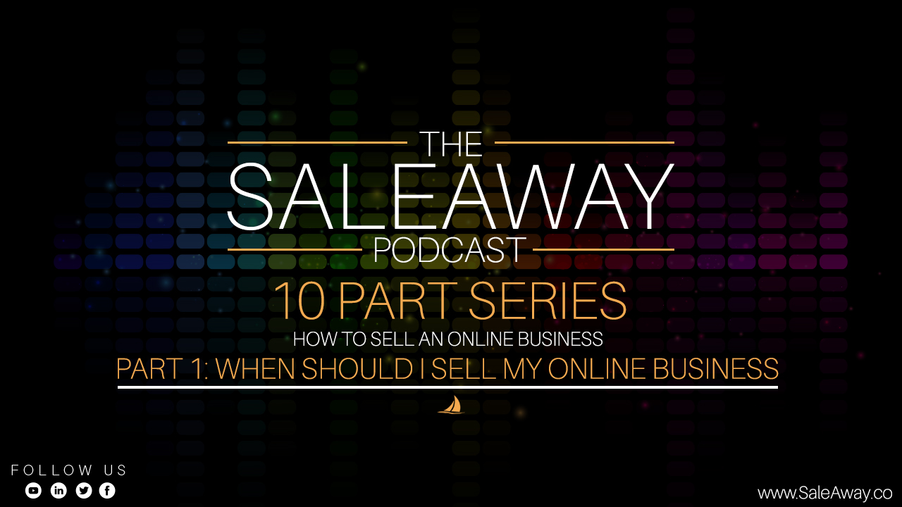 how to sell an online business