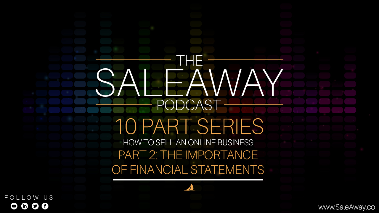 How to Sell an Online Business: The Importance of Financial Statements